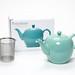 Camellia Sinensis Teapot Antique Blue (5)