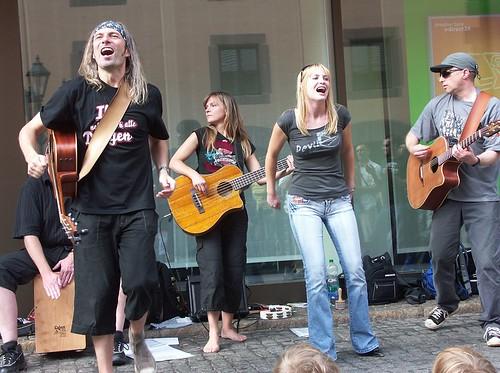 Street Musicians 01
