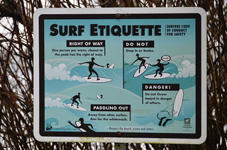 Tofino - Surf etiquette | by Pierre Yeremian
