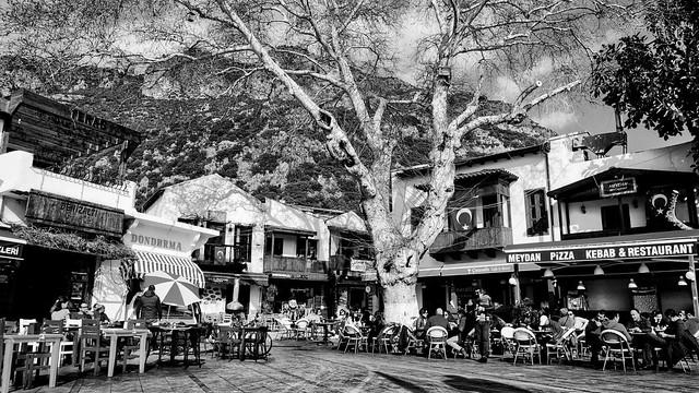 Kaş Old city