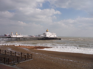 Eastbourne Pier SWC Walk 66 - Eastbourne to Hastings via Bexhill