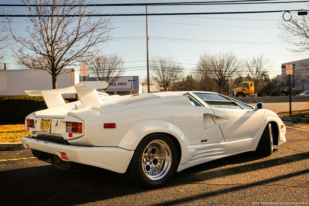 1990 Lamborghini Countach 25th Anniversary Edition Flickr