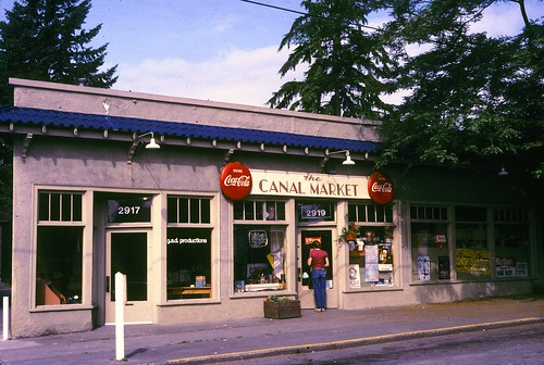 Canal Market, 1970s