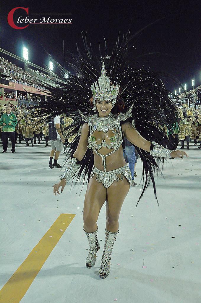 G. R. E. S. Império Serrano 3639 Carnaval 2018 - Rio de Janeiro - RJ - Brasil
