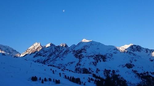 austria österreich kühtai skiing bergwelt winter snow schnee panorama panoramic sunnypeaks sunset sundown berge alpen mountains alps kuehtai cmreisen cmskireisen