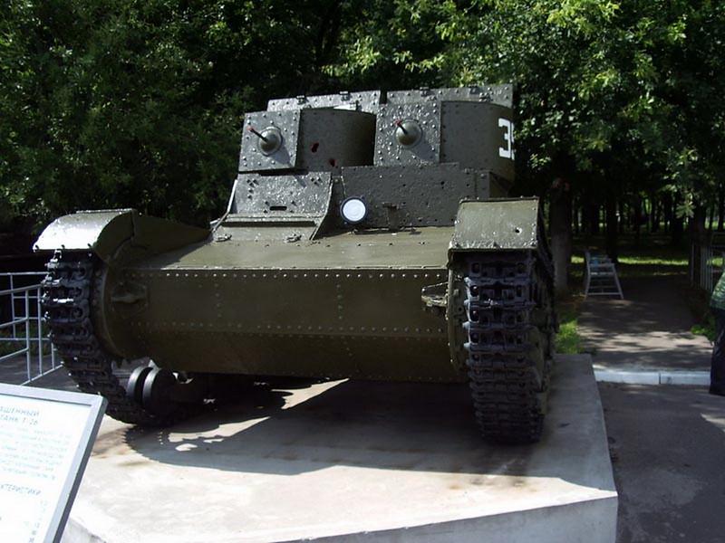 T-26 Model 1931 2