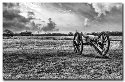 Site of the last Confederate assault at Gettysburg...