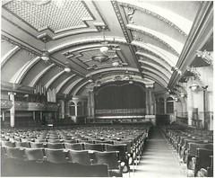 Rink Cinema Finsbury Park, London. main auditorium   by kencta