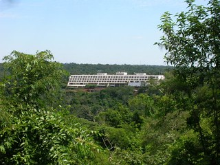 Marriott at Iguazú Falls -- on the Argentine side | by towse