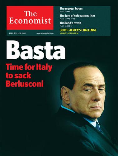 The Economist: Basta!   by -= Treviño =-