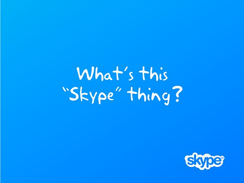 What is Skype? |    and instead some blahblah about Skype  S