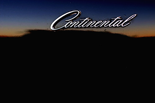 continental canon50mmf18 minimalism lincolncontinental
