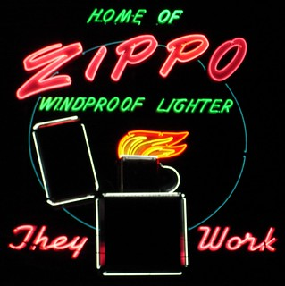 Zippo Bradford, PA | by Seth Gaines