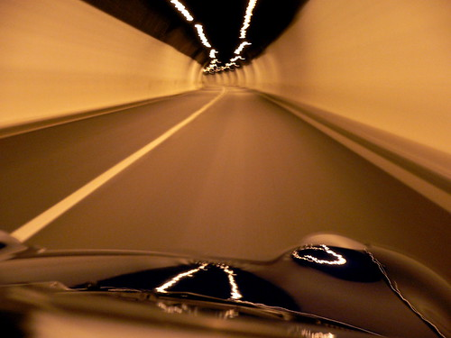 tunnel vision | by pixelthing