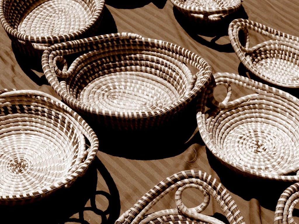 Gullah Sweetgrass Baskets