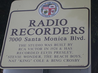 Radio Recorders.. 7000 Santa Monica Blvd | by mary hodder