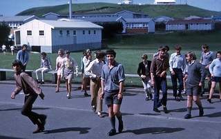 Spotswood College, New Plymouth, New Zealand, 1969