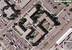 Google Map of Swastika-Shaped Building | by Si1very