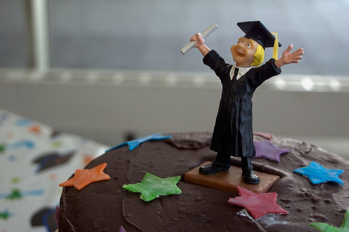 Graduation Cake Guy | by CarbonNYC [in SF!]