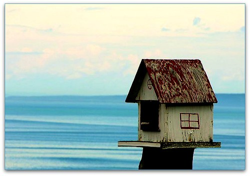A very small house | by jurek d. (Jerzy Durczak)