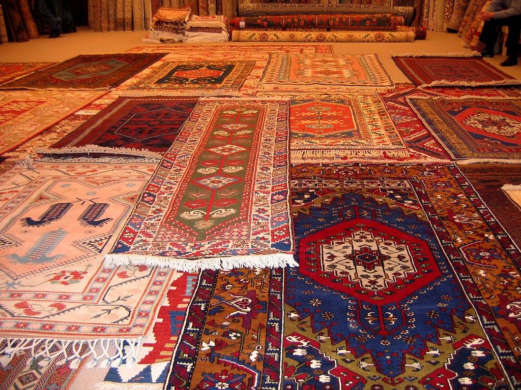 Turkish Carpets Mostly Wool On Cotton Carpets All Hand