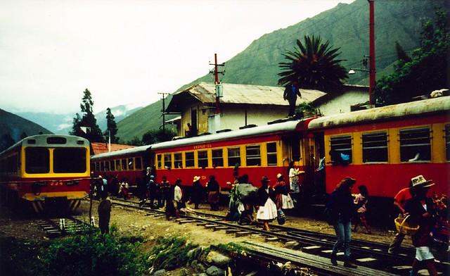Cuzco train xpro accident