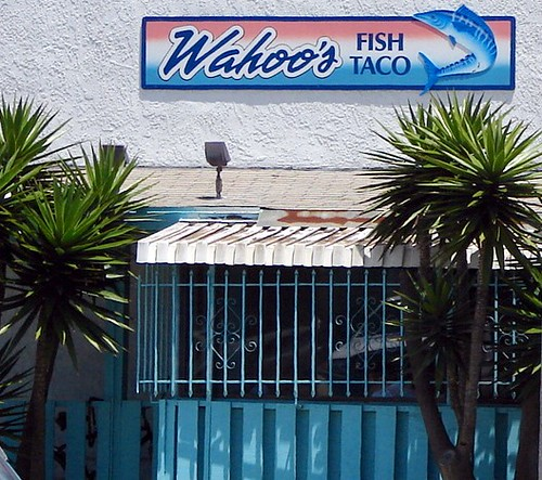 Wahoo's Fish Taco, Costa Mesa, California