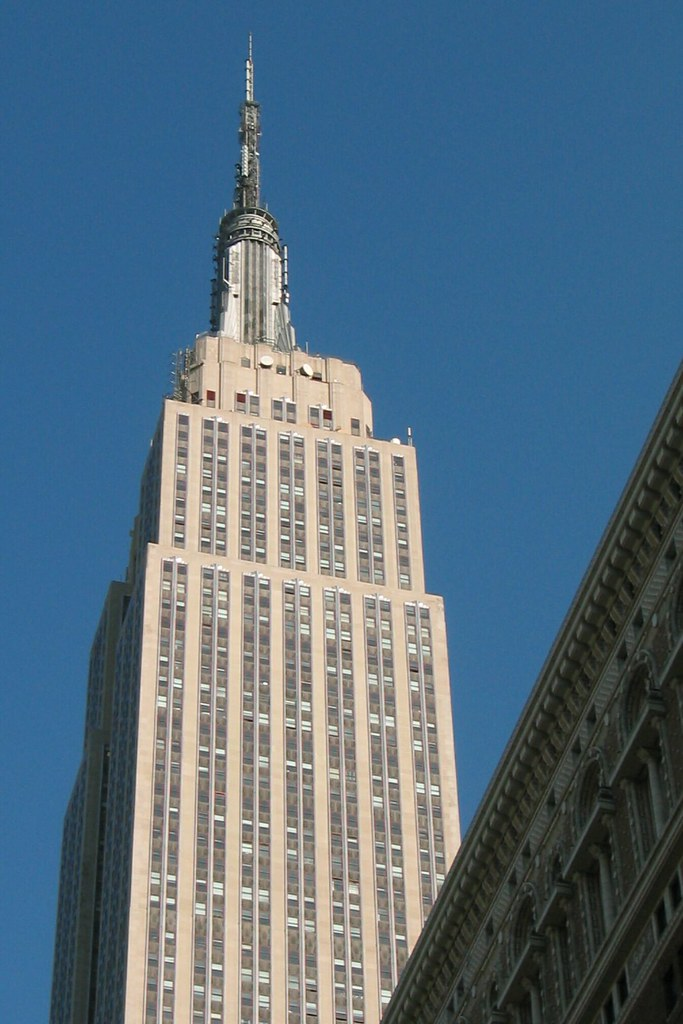 Nyc Empire State Building The Empire State Building Is