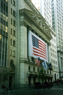 NYC: Financial District - New York Stock Exchange after 9-11 | by wallyg
