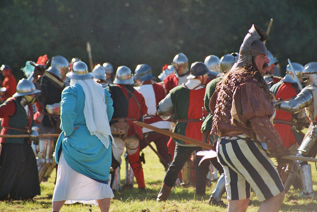 The Battle of Barnet (1471) brought to life