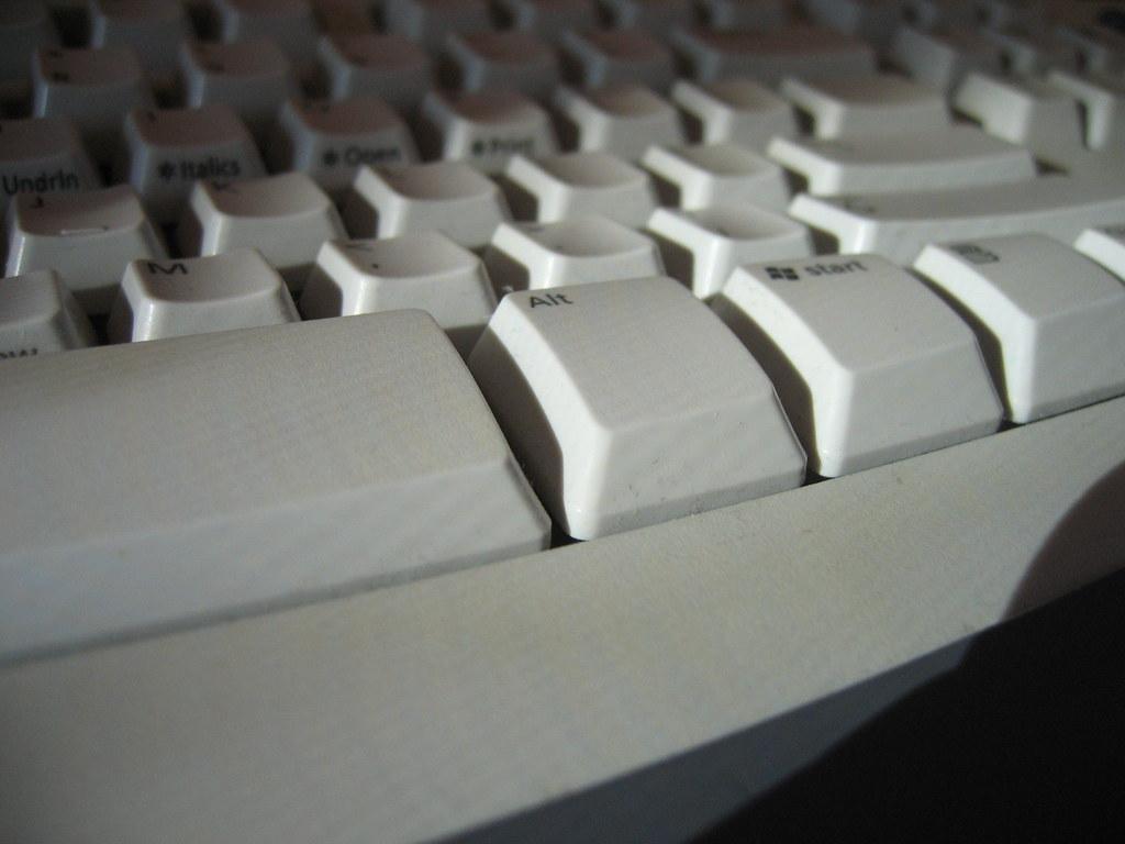 keyboard again