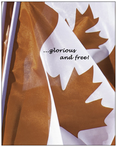 Happy 148th Birthday Canada!   by Rod Raglin