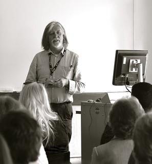 John Oxley, City of York Council, City Archaeologist.