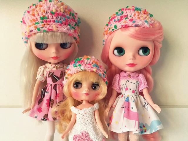 Finley, Bryn, and Rosaline