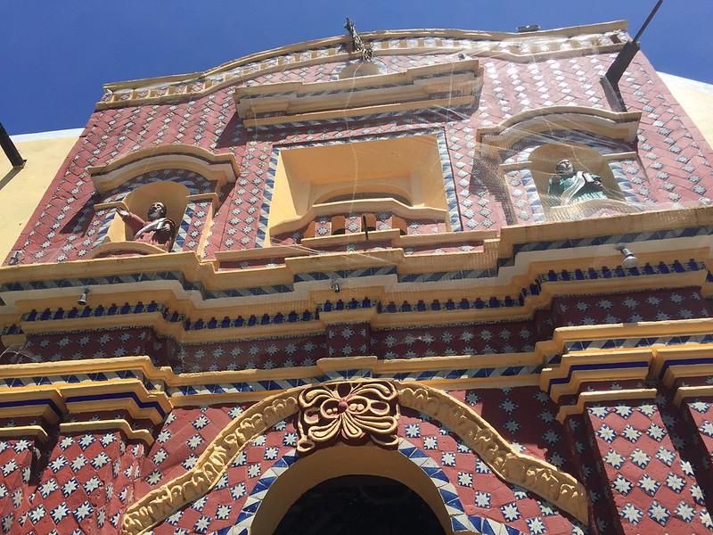 Templo de San Francisco Acatepec