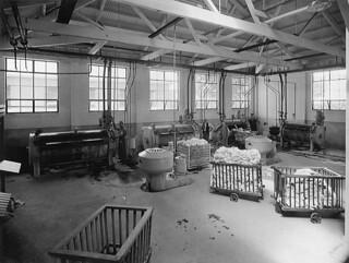 Otago Hospital Laundry 1930