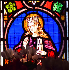 St Barbara (William Wailes?)