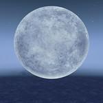 影の国 ダン・スカー 満月