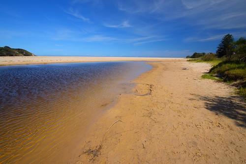 aus australia lakecathie newsouthwales nikond750 nikon1635mmf4 beach lake inlet