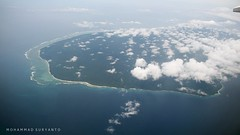 Alas Purwo National Park (Aerial)