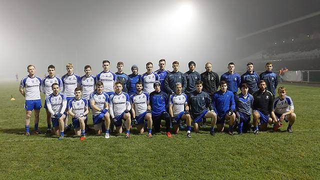 Dr. Mc Kenna Cup 2018 - Monaghan v QUB.