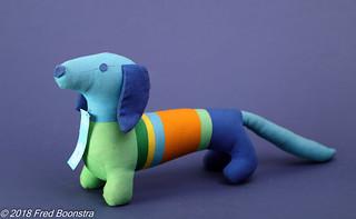 "Original Olympic Games 1972 Mascot, ""Waldi"""