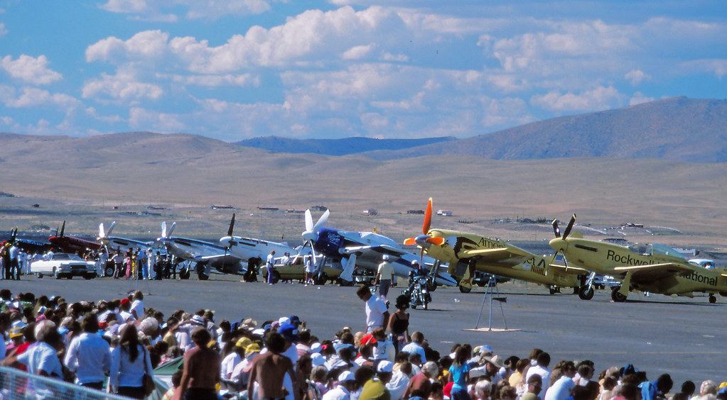 Reno Unlimited Flightline 1975