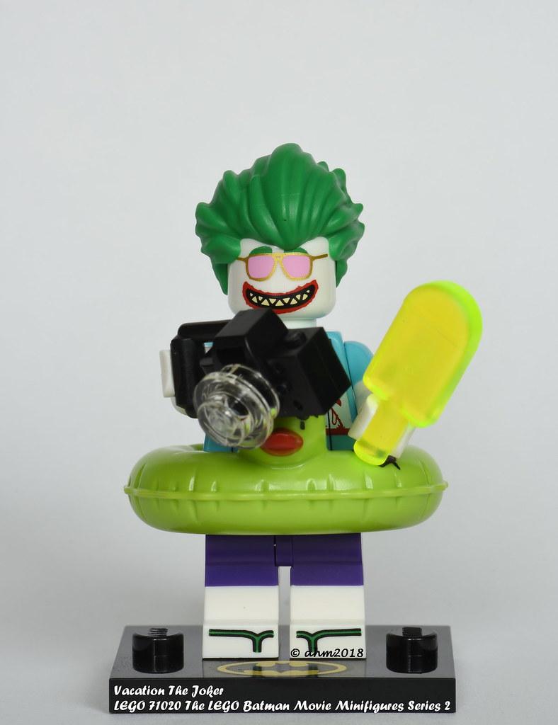 """Lego Series 71020 /""""Batman Series 2 Minifigures Harley Quinn new"""