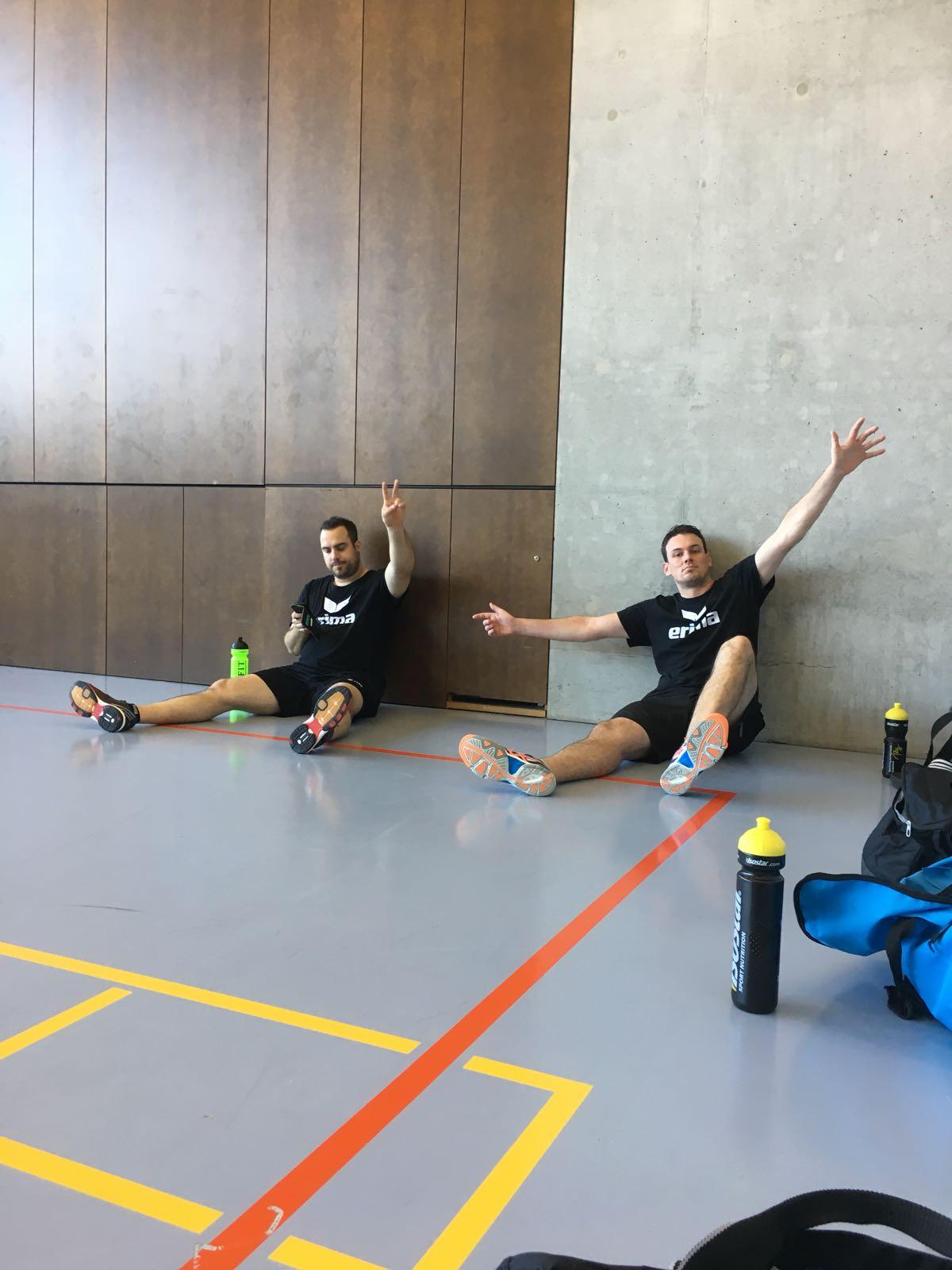 Trainingsweekend Herren 2017