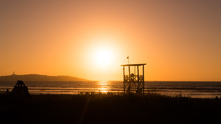 Sonnenuntergang in La Serena | by simon.monai