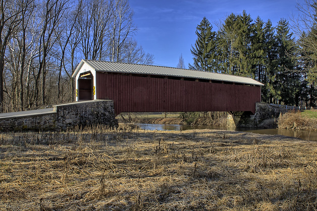 Forry's Mill Bridge