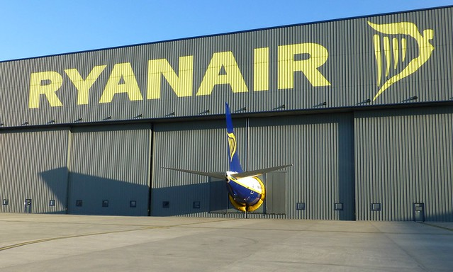 Ryanair at Stansted (4) - 22 February 2018