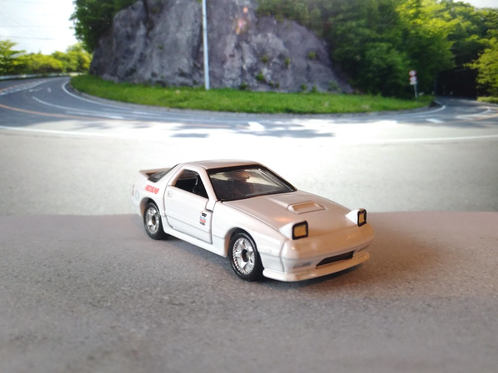 Tomica Mazda RX7 FC Initial D   Guillaume Vachey   Flickr