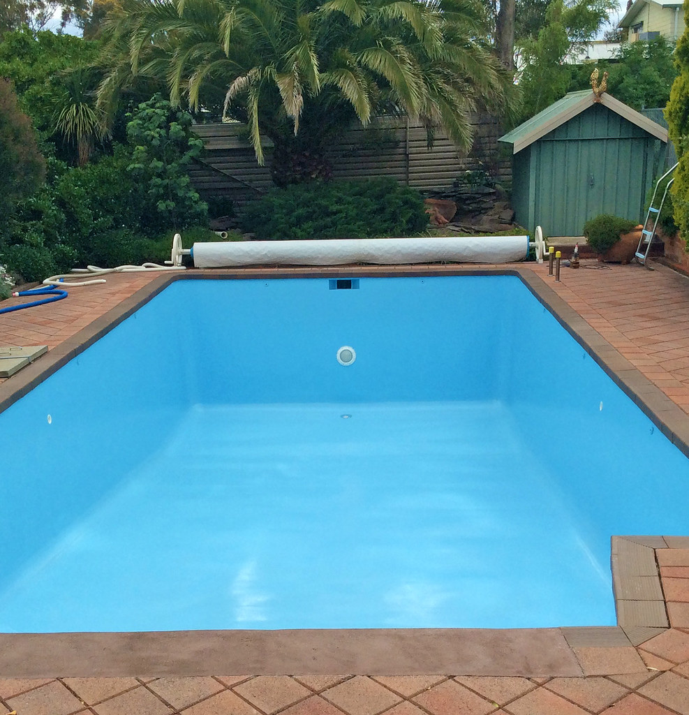 Fiberglass Pool Resurfacing - Diy Pool Paint | Fibreglass po… | Flickr